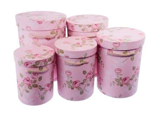 Set 5 cutii tematica | Petal Flowers