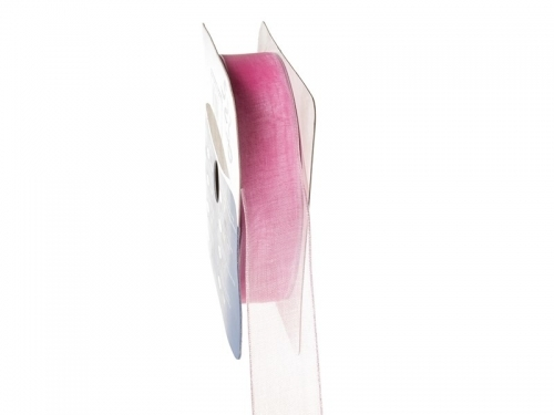 Rola organza 2,50 cm | Petal Flowers