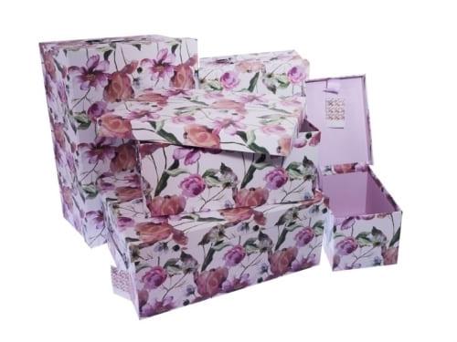 Set 6 cutii | Petal Flowers