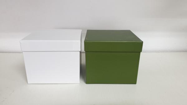 Set 2 cutii patrate | Petal Flowers