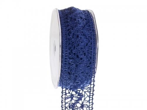 Rola dantela albastru | Petal Flowers